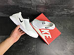 Мужские кроссовки Nike Free Run 3.0 ( белые ) , фото 4