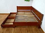 Кутова дерев'яна ліжко Шанталь, фото 7