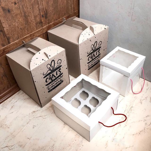 Коробки для тортов