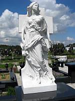 Мраморный памятник М-98