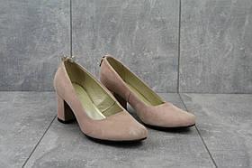 Туфли 15830 -511 (весна/осень, женские, натуральная кожа, розовый)
