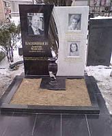 Мраморный памятник М-100