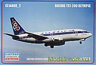 "Пассажирский самолет Boeing 737-200 ""Olympic"""