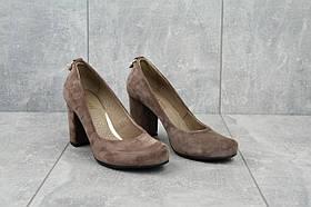 Туфли 16122 -493 (весна/осень, женские, натуральная кожа, коричневый)