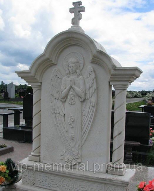 Мраморный памятник М-102