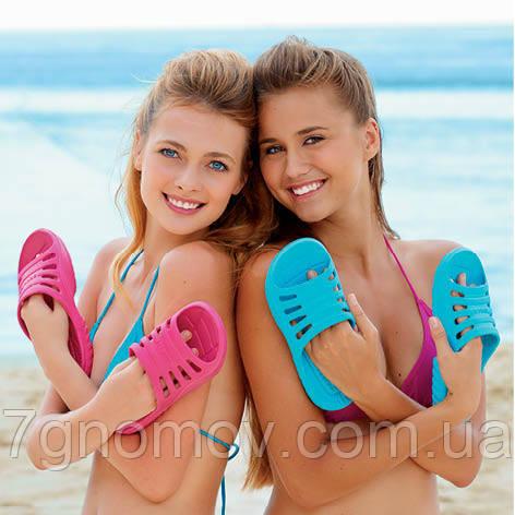 Женские тапочки, шлепанцы, вьетнамки, обувь для плавания, серфинга, дайвинга ТМ Beco