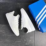 Мужские кроссовки Adidas Pharrell Williams (белые), фото 3