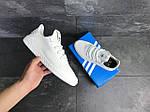 Мужские кроссовки Adidas Pharrell Williams (белые), фото 4