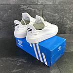 Мужские кроссовки Adidas Pharrell Williams (белые), фото 5