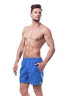 Плавки мужские для купания шорты SHEPA (original) (Польша), Шорты, Голубой