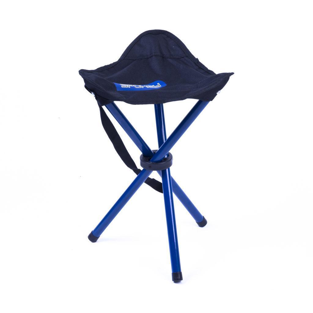 Туристический раскладной стул Spokey Pathook (original) 100кг, складной кемпинговый, для рыбалки, пикника