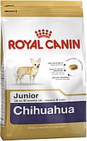 Сухой корм Royal Canin Chihuahua Puppy (Junior) 1.5кг