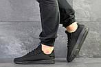 Мужские кроссовки Adidas Pharrell Williams (черные), фото 3