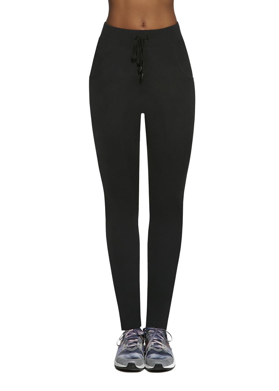 Спортивные женские штаны BasBlack Lorena (original) слимфит, для бега, фитнеса, спортзала
