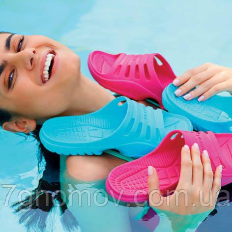 Женские шлепанцы, тапочки, вьетнамки, обувь для аквафитнеса, дайвинга, серфинга, аквашузы