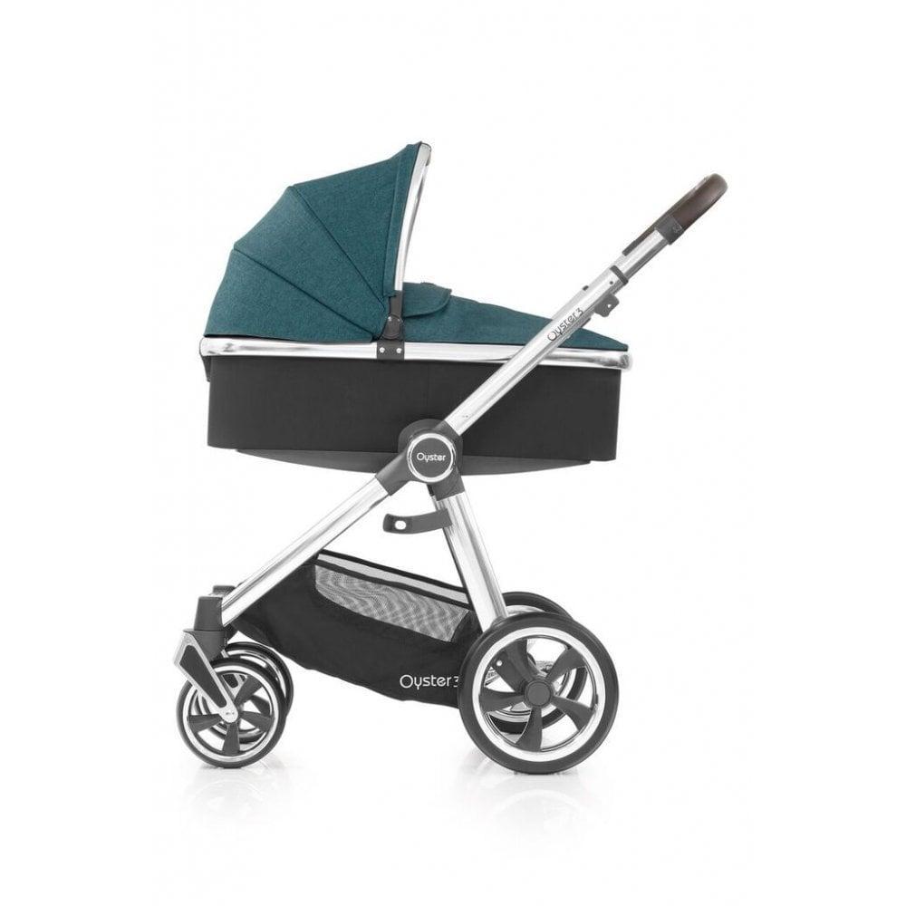 Универсальная коляска 2 в 1 BabyStyle Oyster 3 / Peacock