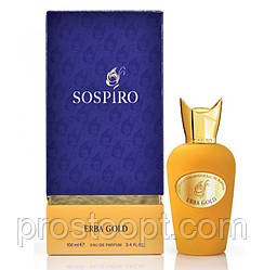 SOSPIRO Erba Gold 100 мл TESTER унисекс