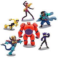 Игровой набор фигурок Дисней Большой герой 6 Big Hero 6: The Series Figure Play Set Disney 6107000442583P