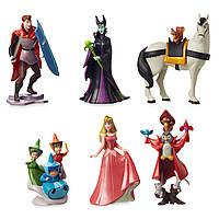 Игровой набор фигурок Дисней Спящая красавица Sleeping Beauty Figurine Play Set Disney 6107000442760P