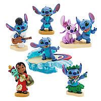 Детский игровой набор игровых фигурок Лило и Стич, Disney 6107000440551P