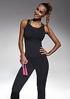 Спортивный женский топ BasBlack Inspire-top 50 (original), майка для бега, фитнеса, спортзала, фото 1