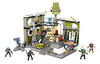 Конструктор Убежище Черепашек Ниндзя Мега Блокс Mega Bloks Teenage Mutant Ninja Turtles Set DPF83