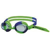 Очки для плавания детские Spokey JELLYFISH (original) детские плавательные очки Сине-зеленый