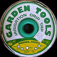 Капельная лента Garden Tools 16мм шаг 15см бухта 1000м, фото 1