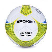 Футбольный мяч Spokey Velocity SHINOUT (original) №5, 5 размер