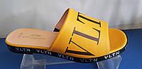 Женские стильные шлепанцы на низком ходу, фото 1