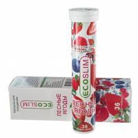 Капсулы для похудения Eco Slim Лесные ягоды / Эко Слим (36 капсул)