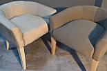Дизайнерский стул с низкой спинкой ясень, фото 8
