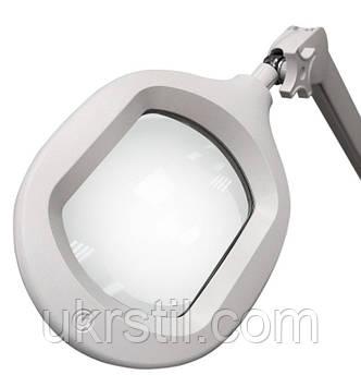 """Лампа-лупа 6029 LED-5, с регулировкой яркости, """"холодный свет"""", 5/10W"""