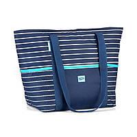 Пляжная сумка Spokey Levante (original) Польша, термосумка, сумка-холодильник