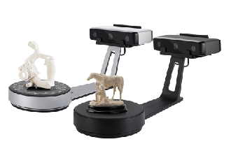 3D cканер EINSCAN-SE