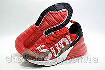 Кроссовки унисекс в стиле Nike Air Max 270 Supreme, Red\Красные, фото 3