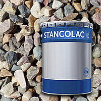 Краска для разметки дорог, бетонных полов, спортивных сооружений, камня, щебня Станколак 555 Stancoroad
