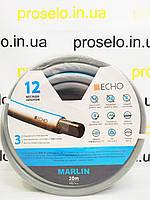 """Шланг для полива. Ø 18мм (3\4"""")  """"Marlin"""". Трехслойный. Армированный, фото 1"""