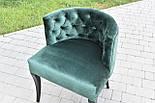 Дизайнерський стілець із каретной стяжкою, фото 4