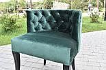 Дизайнерский стул с каретной стяжкой, фото 3