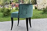 Дизайнерский стул с каретной стяжкой, фото 5