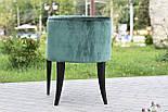 Дизайнерський стілець із каретной стяжкою, фото 6