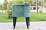Дизайнерський стілець із каретной стяжкою, фото 7