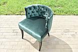 Дизайнерський стілець із каретной стяжкою, фото 8