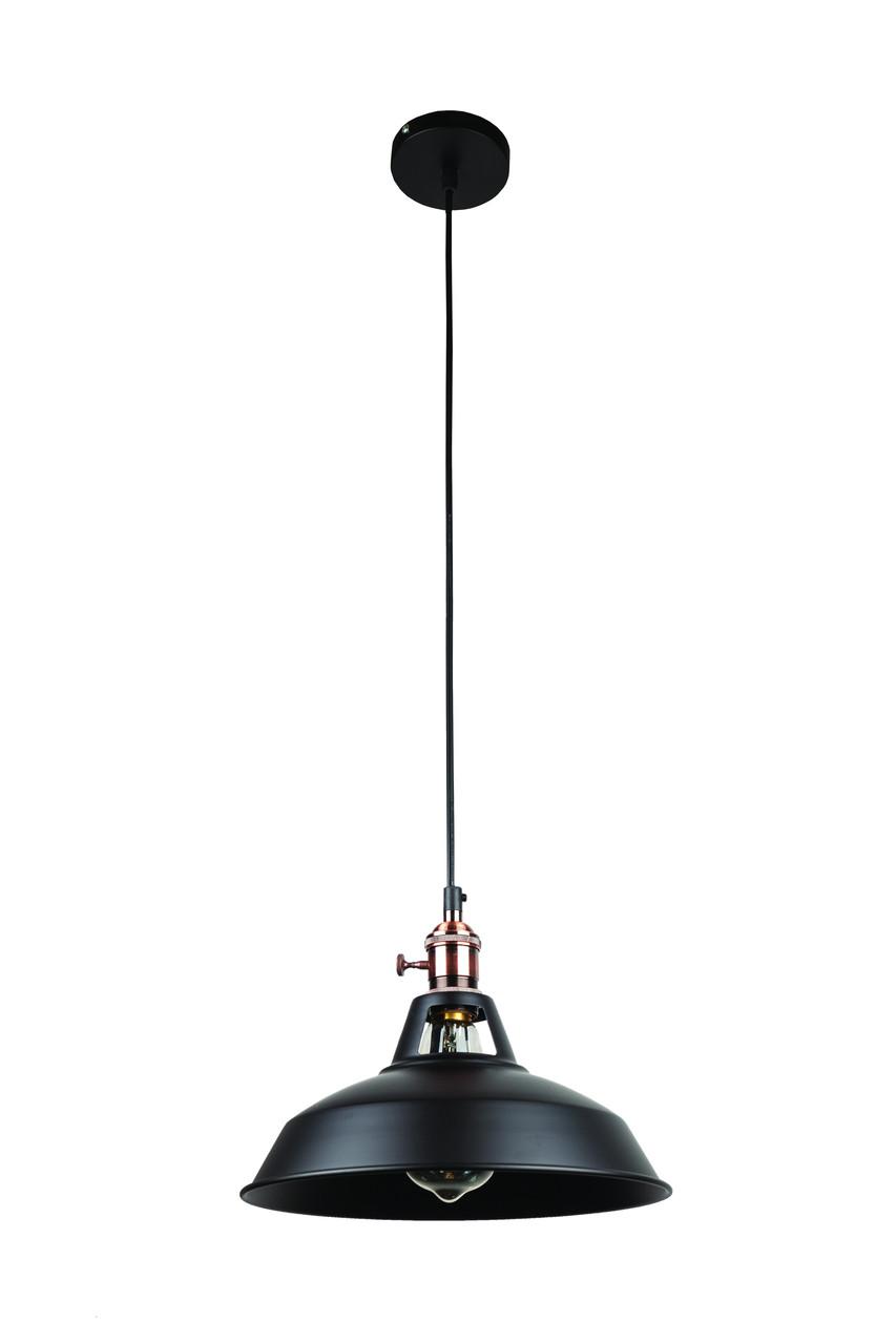 Люстра подвесная Levistella 7526857F-1M BK(270)