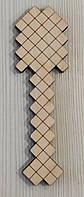 Міні лопата - розмальовка Minecraft (мини - лопата раскраска Майнкрафт)