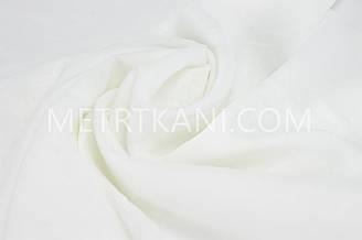 Тюль вуаль кремовая  290 см №128721-2