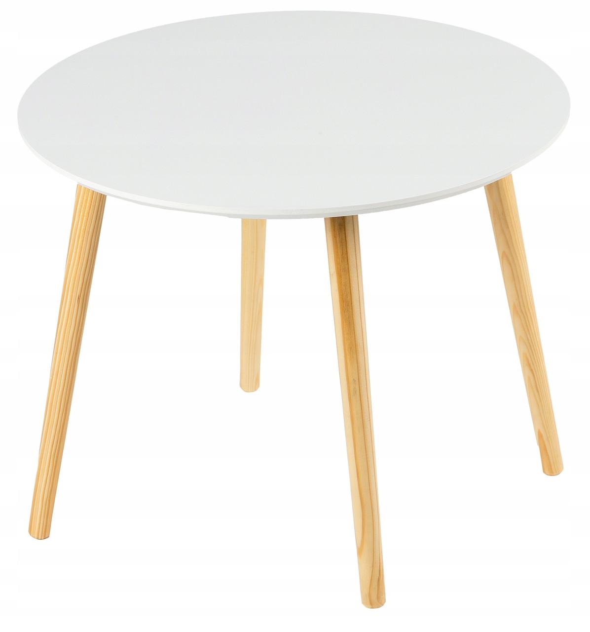 Журнальний столик Goodhome FH-CGCT002 білий (8058)