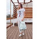 Рюкзак женский YES Weekend YW25 из экокожи 17*28.5*15 см мятный (555874), фото 6
