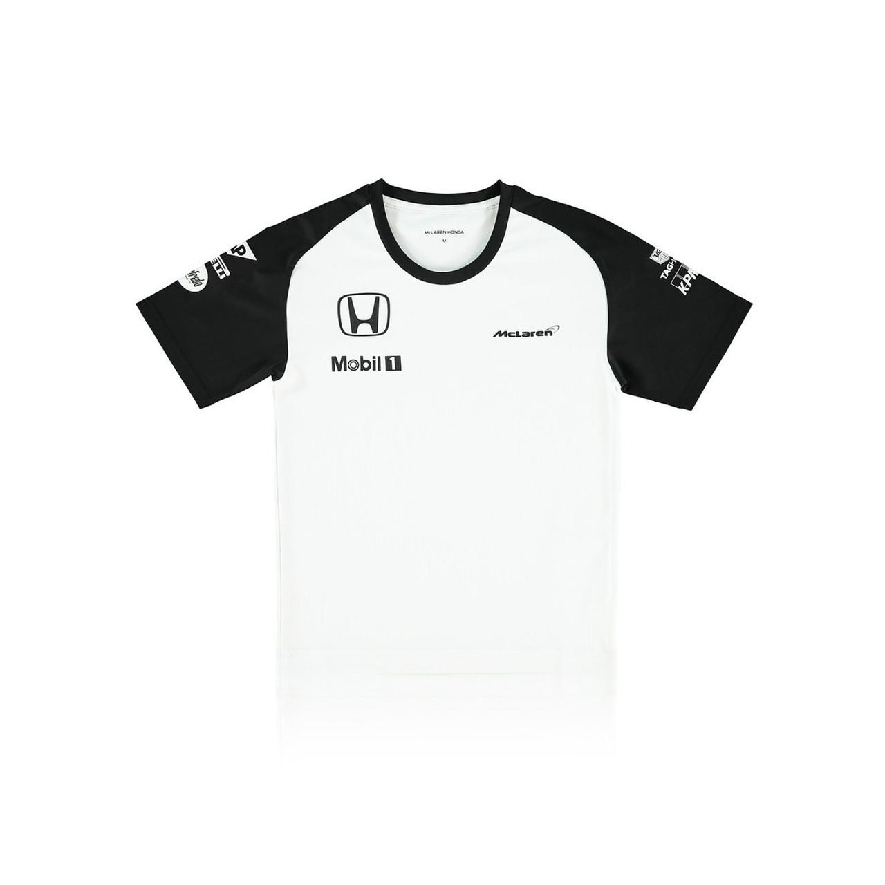 Футболка McLaren Honda F1 Team